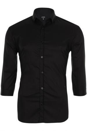 Рубашка C.N.C.. Цвет: черный