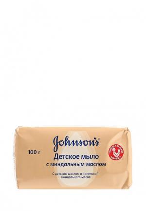 Мыло детское Johnson &