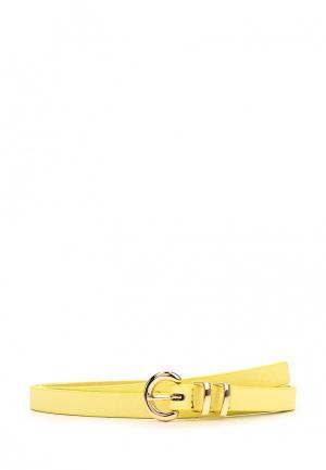 Ремень Baon. Цвет: желтый