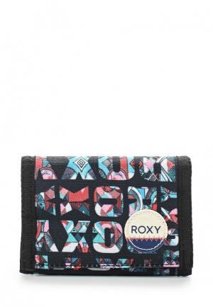 Кошелек Roxy. Цвет: разноцветный