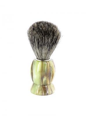 Помазок для бритья Mondial.. Цвет: светло-зеленый, сиреневый, светло-коричневый