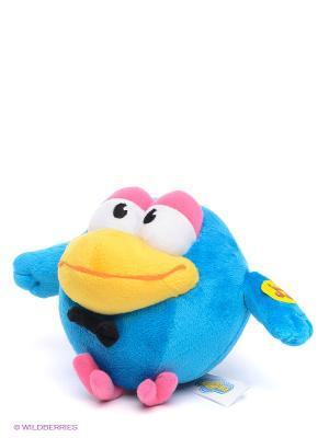 Мягкая игрушка Кар Карыч Мульти-пульти. Цвет: синий, розовый, желтый