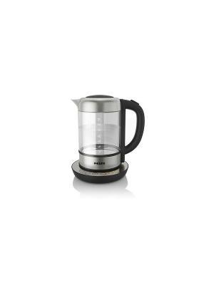 Чайник Philips HD9382/20. Цвет: черный, серебристый