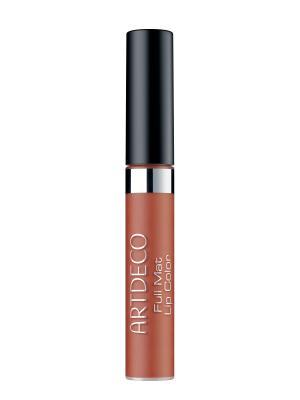 Помада для губ матовая стойкая Full Mat Lip Color, тон 38, 5 мл ARTDECO. Цвет: рыжий