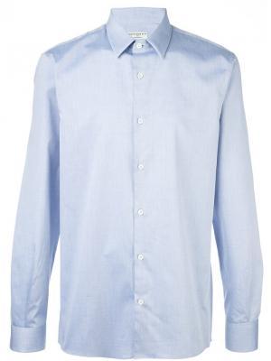 Рубашка Français Éditions M.R. Цвет: синий