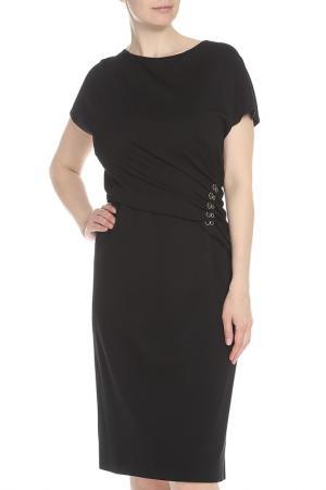 Платье Escada. Цвет: черный