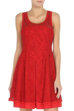 Платье PHILOSOPHY. Цвет: 112 красный