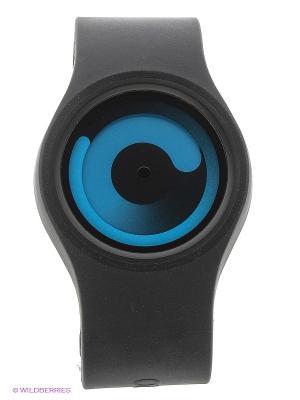Наручные часы Gravity Black - Ocean Ziiiro. Цвет: черный