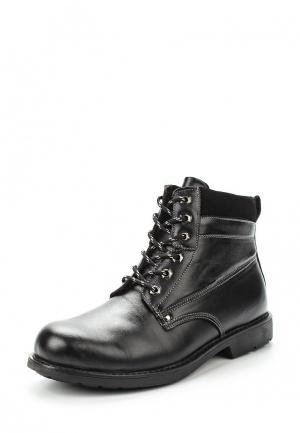 Ботинки Norway Originals. Цвет: черный