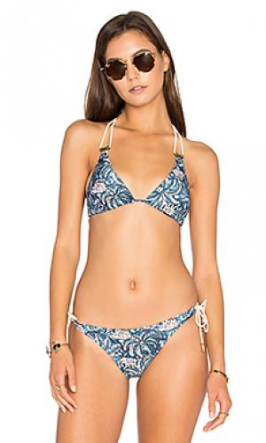 Верх купальника jakarta thai Vix Swimwear. Цвет: синий