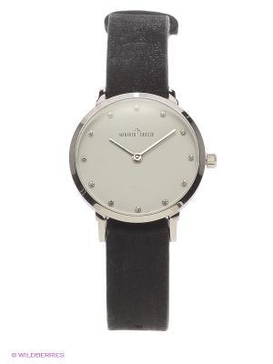 Часы MANFRED CRACCO. Цвет: черный, бежевый