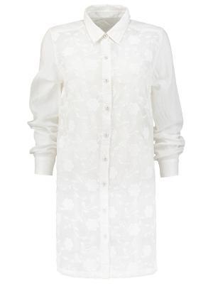 Блуза Gado. Цвет: белый