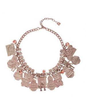 Ожерелье LISA C BIJOUX. Цвет: медный