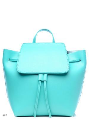 Рюкзак Vitacci. Цвет: бирюзовый