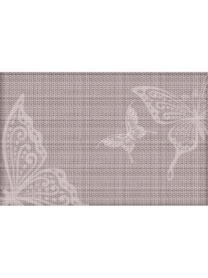 Плейсмат с принтом, набор 4 шт. ПВХ Dorothy's Нome. Цвет: светло-коричневый