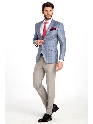 Пиджак Sarto Reale. Цвет: серо-голубой