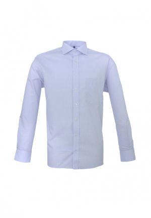 Рубашка Eterna. Цвет: фиолетовый
