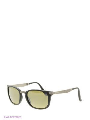 Солнцезащитные очки Serengeti. Цвет: зеленый, черный