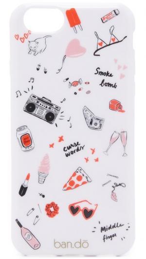 Чехол Girls Just Wanna Have Fun для iPhone 6 / 6S ban.do
