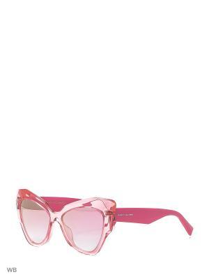 Солнцезащитные очки MARC JACOBS. Цвет: розовый