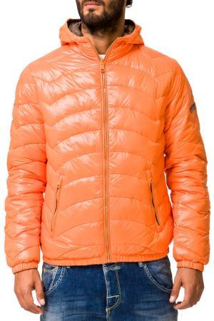 Куртка Gas. Цвет: оранжевый