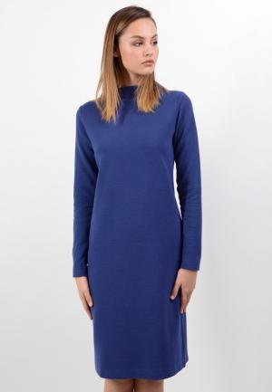 Платье Lino Russo. Цвет: синий
