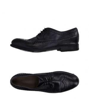 Обувь на шнурках PREVENTI. Цвет: грифельно-синий