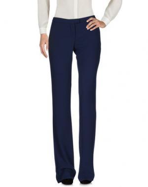 Повседневные брюки BLANCA LUZ. Цвет: синий