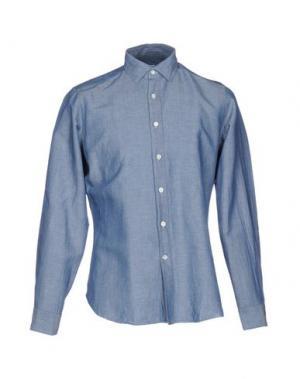 Pубашка MASTAI FERRETTI. Цвет: грифельно-синий