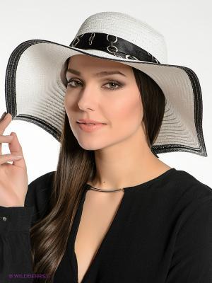 Шляпа Ваша Шляпка. Цвет: белый, черный