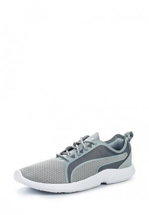 Кроссовки Puma. Цвет: серый
