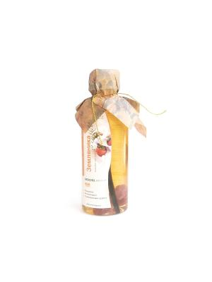 Масло жидкое для лица Земляника со сливками, 200 мл АРОМАДЖАЗ. Цвет: светло-желтый