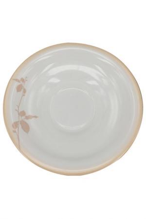 Набор салатников Шёлк 6 шт. Tognana. Цвет: бежевый