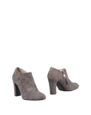 Ботинки VICINI TAPEET. Цвет: серый