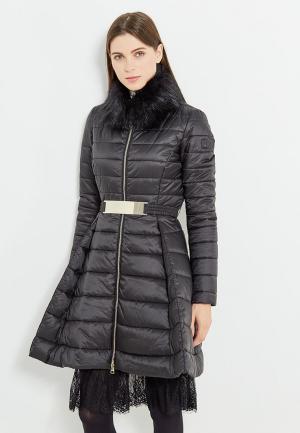 Куртка утепленная Liu Jo. Цвет: черный