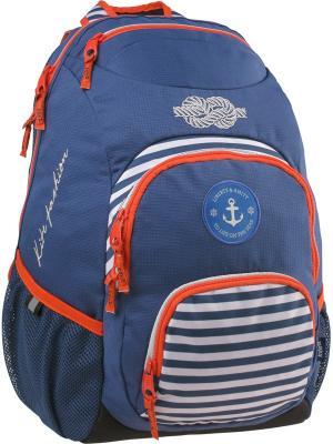 Рюкзак  TakenGo-2. Kite. Цвет: белый, синий, оранжевый