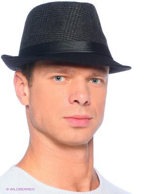 Шляпа Shapkoff. Цвет: черный, серый, светло-серый