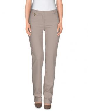 Повседневные брюки MRESALE. Цвет: светло-серый