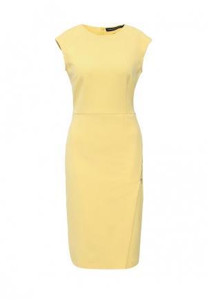 Платье Concept Club. Цвет: желтый