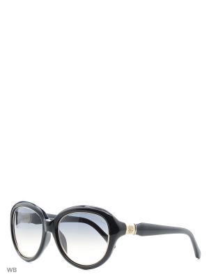 Солнцезащитные очки RC 781T 01B Roberto Cavalli. Цвет: черный, золотистый