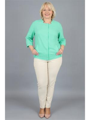 Жакет NadiN. Цвет: светло-зеленый