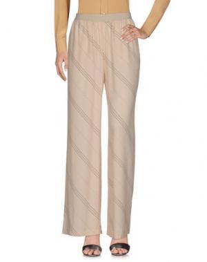Повседневные брюки SAMSØE Φ. Цвет: слоновая кость