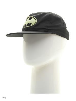 Бейсболка Batman Knight Cap Puma. Цвет: черный