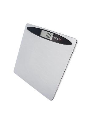 Весы напольные электронные Sinbo SBS 4419 серебристый макс.150кг. Цвет: белый