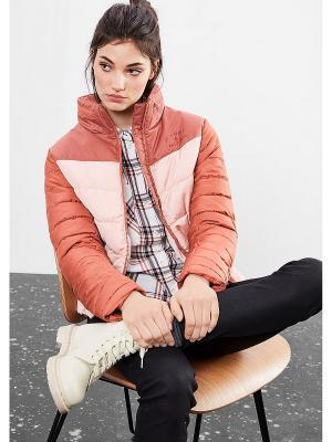 Куртка S.OLIVER. Цвет: розовый, коралловый