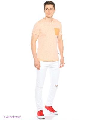 Брюки S.OLIVER. Цвет: белый, молочный