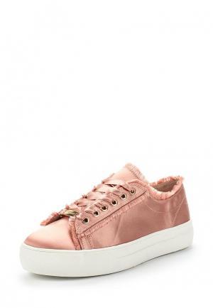 Кеды Topshop. Цвет: розовый