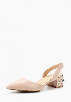 Туфли Mellisa. Цвет: розовый