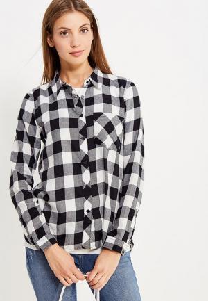 Рубашка Jacqueline de Yong. Цвет: разноцветный