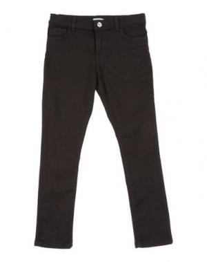 Джинсовые брюки DOLCE & GABBANA. Цвет: темно-коричневый